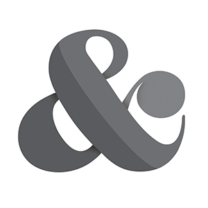 Ampersand Logo Logo by All Out Design