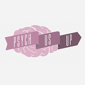 Psych Us Up Logo by All Out Design