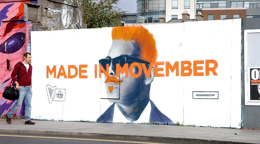 Movember Mural14